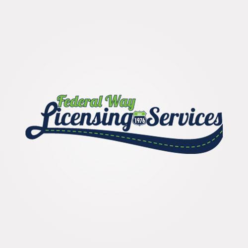 Federal Way Auto Licensing Logo